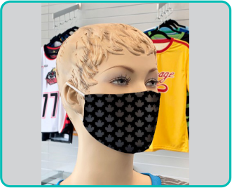 Canadian Made Reusable Masks
