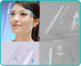 Face Shield/Glasses
